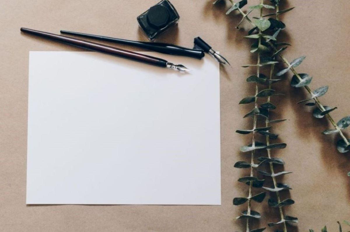 Nécessaire d'écriture